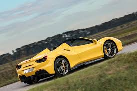 ferrari spider ferrari 488 spider review 2015 first drive motoring research
