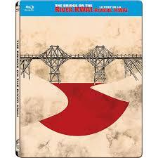 bridge on river kwai pop art blu ray steelbook best buy