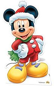 mickey mouse christmas paper napkins pack of 20 amazon co uk