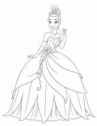 princess tiana coloring pages learn language me