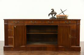 Maple Lateral File Cabinet by Sold Custom Walnut Executive Vintage Credenza U0026 Lateral File