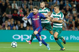 Lionel Messi Halloween Costume Barcelona Player Ratings Lionel Messi Freakish 6 1