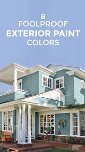 Outdoor Paint Colors by When Choosing Your New Outdoor Color Palette Opt For Something