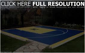 Backyard Basketball Court Ideas by Backyards Splendid Backyard Basketball Court Backyard Basketball