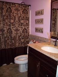 brown and pink bathroom brown pink bathroom pink