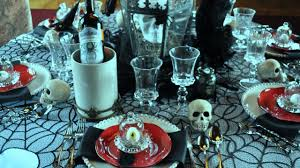 halloween party table ideas halloween party table ideas youtube