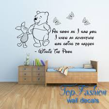 winnie the pooh wall stickers 3 baby wall stickers girls boys