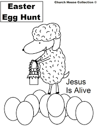 sheep coloring pages for sunday
