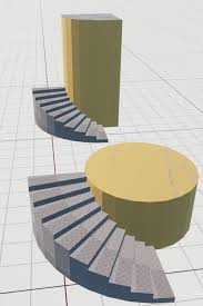 The Best Way To Build by What Is The Best Way To Build A Wall Around Curved Stairs