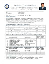 resume format for marine engineering courses merchant marine engineer sle resume resumes shalomhouse us