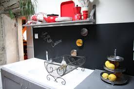 peinture pour cr馘ence cuisine peinture pour crédence cuisine collection et un tableau noir dans ma
