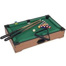 Dallas Cowboys Table Trademark Games Mini Table Top Pool Table With Accessories