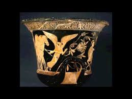 Greek Red Figure Vase Red Figure Pottery In Ancient Greece Youtube