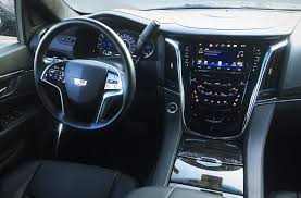2016 Cadillac Escalade Review U2013 Detroit U0027s Defining Luxury Vehicle