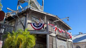 Key West Flag Attraction Pictures View Images Of Key West
