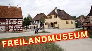 Kino Bad Windsheim Old German Houses At Freilandmuseum Bad Windsheim A German Life