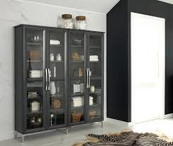 black cabinet with glass doors multimedia storage cabinet with doors media storage cabinet with