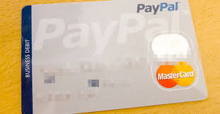 prepaid business debit card how to pay for your ads with paypal