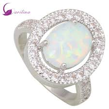 Opal Wedding Ring by Online Buy Wholesale Opal Wedding Ring From China Opal Wedding