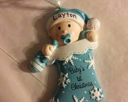 baby bootie ornament etsy