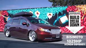1000hp minivan instead if that hp number is actually accurate the hoonigan crew and bisimoto prove the fix for uncool is more