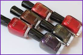 zoya nail polish collection for fall very wicked indeed krasey