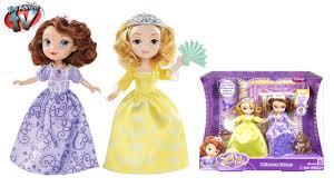 disney junior sofia princess sisters tru exclusive doll