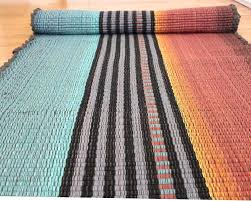Rag Area Rug Rag Area Rugs Throw Fabulous Fiber In Rug Engaging Cotton