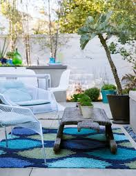 Large Outdoor Camping Rugs by 18 Ideas For Styling Outdoor Rugs