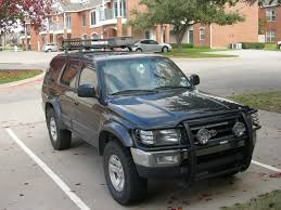 Baja Rack Fj Cruiser Ladder by Show Me Your Safari Rack On Your 3rd Gen 4runner Page 5