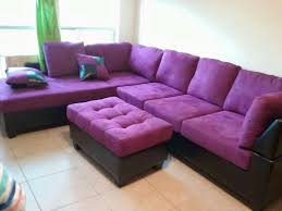 Purple Sectional Sofa This Purple Sectional Sofa Furniture Wish List Pinterest