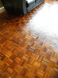 parquet flooring would in kitchen or laundry room my