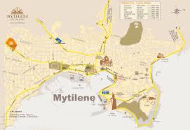 Corinth Greece Map by Mytilene Maps Greece Maps Of Mytilene