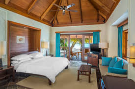 Maldives Cottages On Water by Sheraton Maldives Full Moon Resort U0026 Spa Package Deals