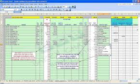 P L Spreadsheet Template Basic Accounting Spreadsheet Basic Accounting Spreadsheet