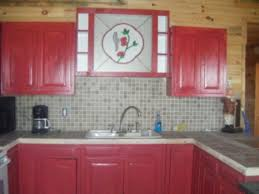 red cabinets in kitchen bold and bright red kitchen cabinets designs ideas and decors