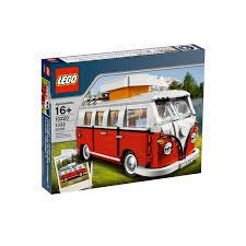 volkswagen hippie van lego creator volkswagen t1 camper van 10220 toys
