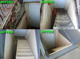 outdoor painting pricing steel cellar door finishing cleanup service