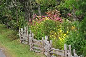 Rustic Garden Ideas Rustic Garden Fence Ideas Lawsonreport Bdfe80584123