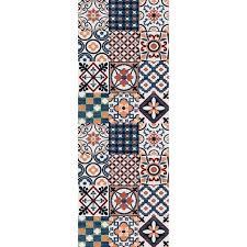 tapis de cuisine grande longueur tapis de couloir achat vente tapis de couloir pas cher cdiscount