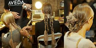 hair chiffon would you try this beauty trick tying chiffon in your braids