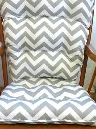 Nursery Rocking Chair Cushions Rocking Chair Cushions For Nursery Rocking Chair Cushion Sets