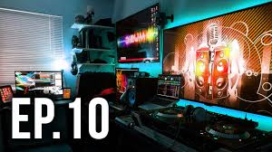 Top 10 Pc Gaming Setup And Battle Station Ideas by Room Tour Project 10 Ft Cazualluk Best Gaming Setups