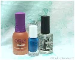 the perfect no chip at home manicure miscellannieous