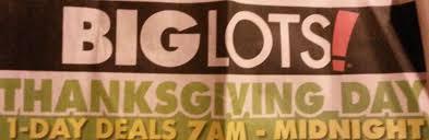 what time does walmart open thanksgiving big lots u0027 big bet was a bust big lots inc nyse big seeking