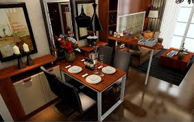 small living and dining room decor interior design