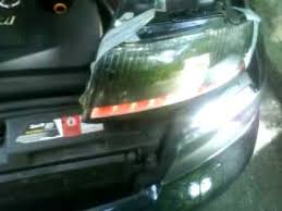 audi rs6 headlights rs6 headlights in audi a4 b6