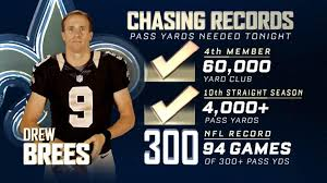 Drew Brees Memes - with drew brees 236 yds tonight he now becomes the 1st qb in nfl