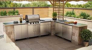Outdoor Kitchen Cabinets Home Depot Outdoor Kitchen Cabinets Polymer Outdoor Kitchen Storage Cabinets
