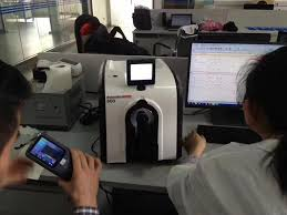 ys3060 color car paint machine spectrophotometer with pc software
